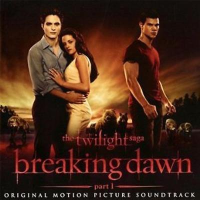 TWILIGHT SAGA: BREAKING DAWN, PART 1 - SOUNDTRACK * NEW CD * NEU
