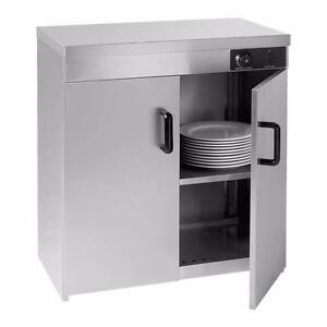 Commercial Warming & Plate Cabinets PW-D Plate Warmer - Double Perth Perth City Area Preview