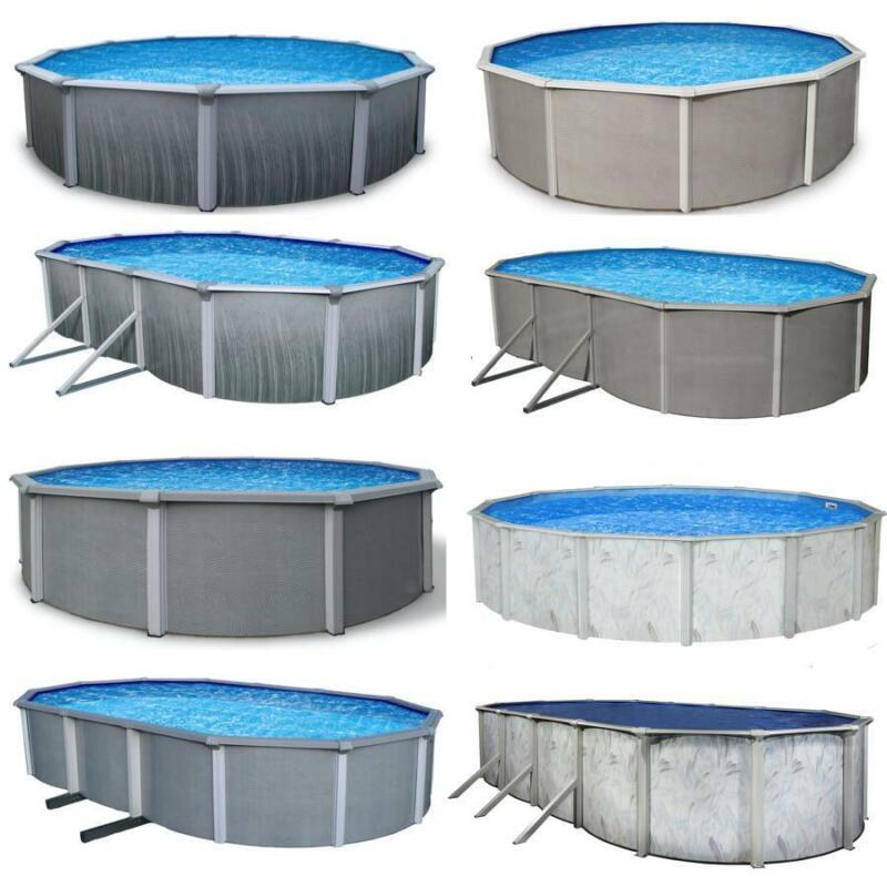*IN STOCK!* Steel Wall Above Ground Pool Kits plus Charlie