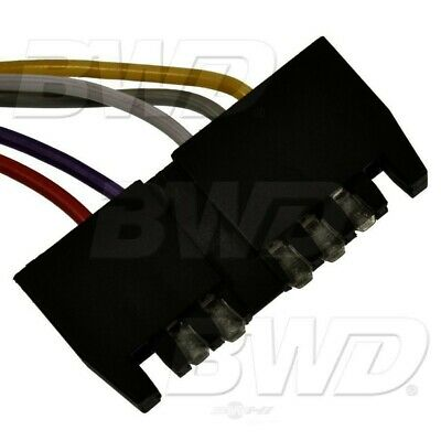 Windshield Wiper Switch-Dimmer Switch Front BWD S3099 Bwd Windshield Wiper Switch