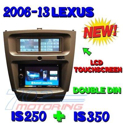 SCOSCHE ITCLS01B 06 - 13 SELECT LEXUS IS250 IS350 IS SERIES DASH KIT BEZEL DBL   Serie Dash Kit
