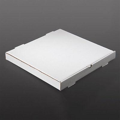 "16"" x 16"" x 1 3/4"" Corrugated Plain Pizza / Bakery Box  50/CS - FAST Shipping !"