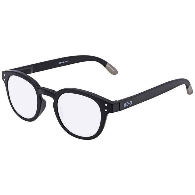 B+D Blue Ban Reader Matt Black +3.00 Eyeglasses 2280-99-30 2280-99-30