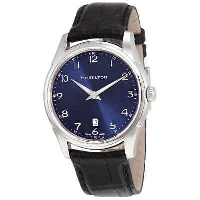 Hamilton Jazzmaster Thinline Blue Dial Men's Watch H38511743