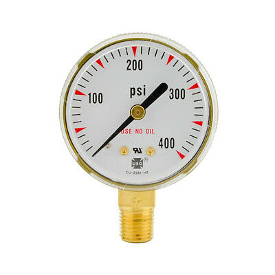 2 X 400 Psi Welding Regulator Repair Replacement Gauge For Acetylene