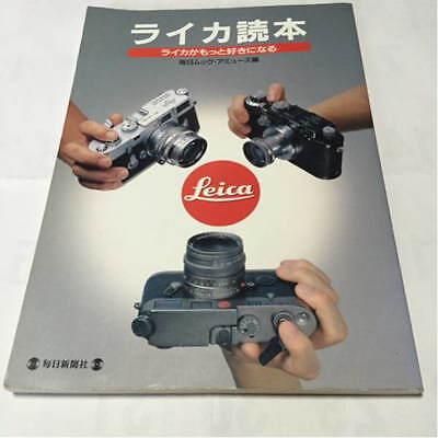 Leica Guide book Barnack A B C M 2 3 4 5 6 history photo accessory