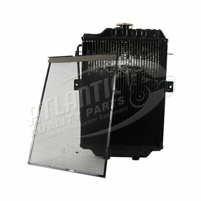 Am125285 Lva12320 Aftermarket Radiator For John Deere Models 4510 4600 4610