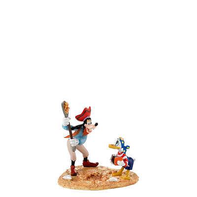 Donald's Secret Treasure Snow village Halloween Dept 56 Accessory 4025343 Disney](Department 56 Halloween Village Disney)