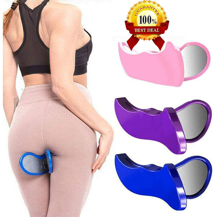 Hip Trainer Beckenbodenmuskel Obenschenkel Huften Po Trainer PVC Fitness DHL