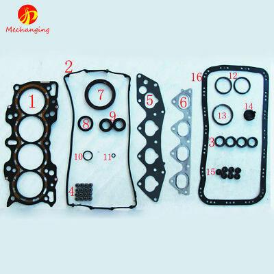 Engine Gasket For HONDA CRV RD1 16V B20B2 B20B Engine Rebuilding Kits Automobile