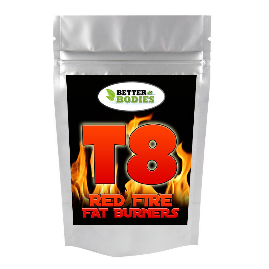 Details About Strong T8 Fat Burner Pills Diet Weight Loss Slimming Tablets Legal Potent