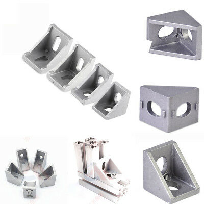 Cj90a Aluminum Corner 90 Degree L Shape Joint Bracket 15152020303040404545