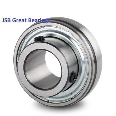 Sb205-16 1 Insert Ball Bearing With Set Screws Sb205 1-inch Id