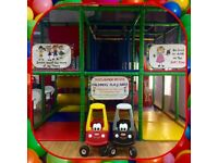Kids Soft Play & Party Centre, Crèche, Bouncy Castle, Mascots & Cafe Business in Romford, Essex