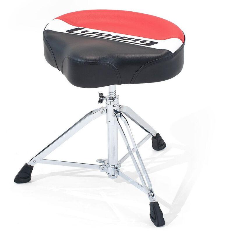 Ludwig Atlas Pro Saddle Drum Throne