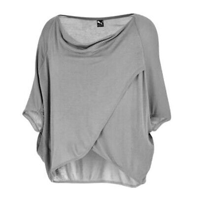 Woman's PUMA BY HUSSEIN CHALAYAN UM Winter Top Sage Green size S $88