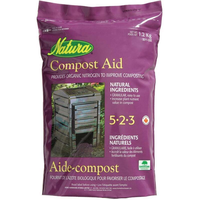 1.2kg Compost Aid