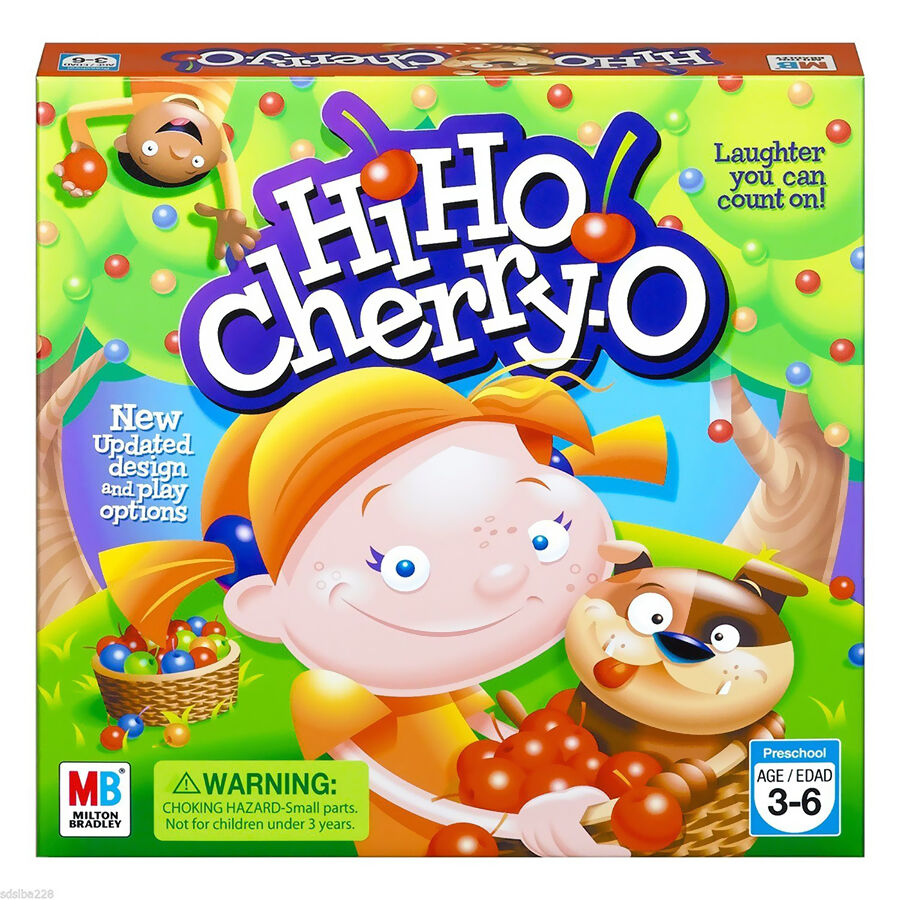 Hi-Ho Cherry-O