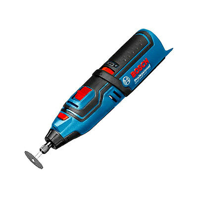 Bosch GRO10.8V-LI Professional Cordless Rotary Tool Cutting Grinding Only Body