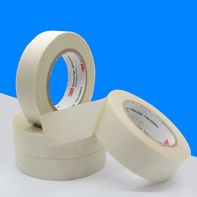 3m 69 Fiberglass Resin Cloth Woven Electrical Tape Insulation High Temp Tape