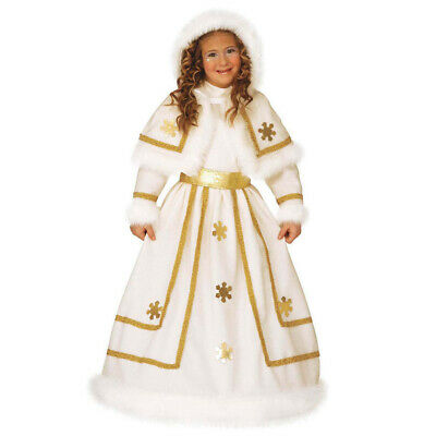 KINDER SCHNEEKÖNIGIN KOSTÜM # Märchen Schneeprinzessin Eiskönigin - Kinder Schnee Prinzessin Kostüm