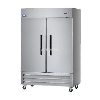 Arctic Air AR49 Commercial Double Door Reach In Refrigerator NSF (Commercial Double Refrigerator)