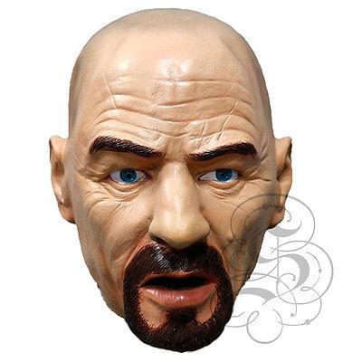 Famous Series Celebrity Heisenberg Breaking Bad Walter White Fancy Latex - Walter White Heisenberg Kostüm