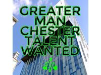 Manchester Talent Wanted (You-Tube)