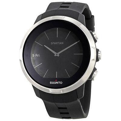 Suunto Spartan Sport Black Touch Screen Mens Multisport Watch SS022649000