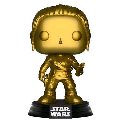 Star Wars Rey Gold Metallic Exclusive Pop! Vinyl Figure #114