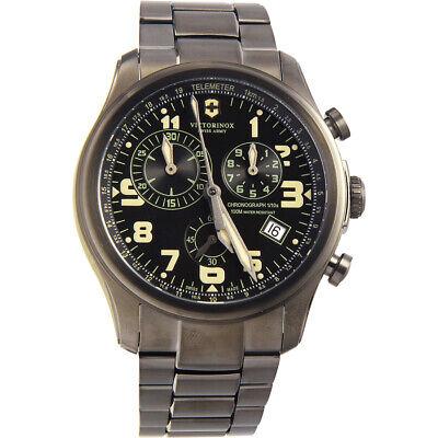 Victorinox Infantry Vintage Chrono Quartz Men's Watch 241289 **Open Box** Mens Infantry Vintage Watch