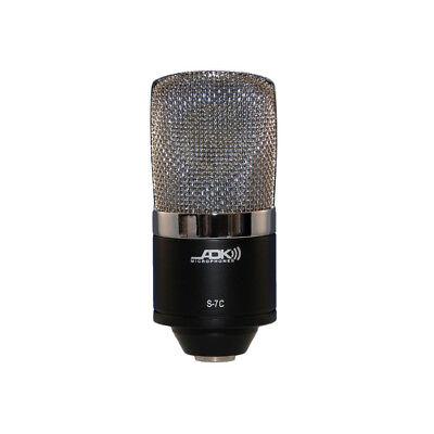 Transformerless Condenser Microphone (ADK S-7C High SPL Transformerless Cardioid Condenser Microphone, New! )