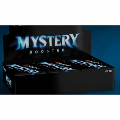 Mystery Booster Box Sealed Retail Edition MTG MAGIC CARDS 24 packs