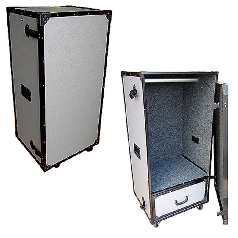 TUFFBOX WARDROBE TRAVEL CASE - TRUNK w/WHEELS!
