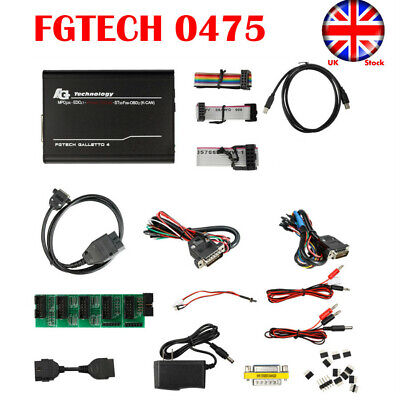 FGTECH 0475 V54 FGTech Galletto 2 Master 0475 EURO Version ECU Programmer UKShip