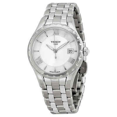 Tissot T-Lady MOP Dial Ladies Watch T0722101111800