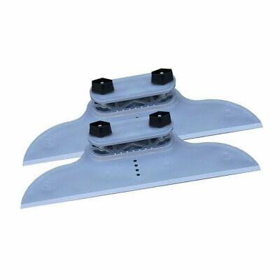 Stair Tread Template Sturdy Plastic Measure Tool Jig Remodel Precision Cut