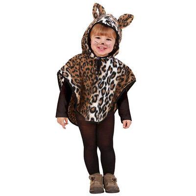 LEOPARD KOSTÜM KLEIN KINDER Karneval Fasching Party Baby - Leopard Kostüm Kleinkind
