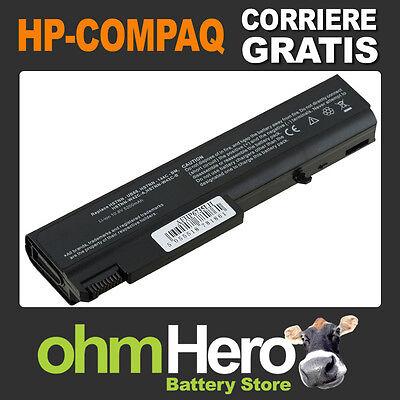 Batteria 5200mAh per Hp-Compaq Business Notebook 6730b