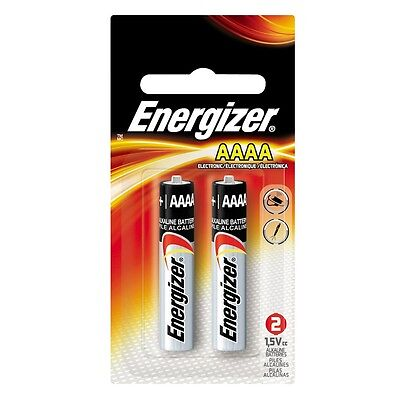 Energizer AAAA Batteries  E96 Exp. 2023