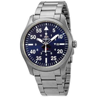 Orient Flight Blue Dial Men's Watch FUNG2001D0