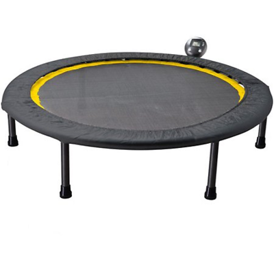 Mini Trampoline Home Gym Cardio Trainer Fitness Workout Rebo