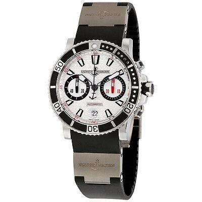 Ulysse Nardin Maxi Marine Diver Automatic Mens Watch 8003-102-3-916