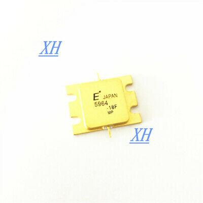Fujitsu Flm5964-18f Power Gaas Fet C-band Internally Matched Fet 5.9 To 6.4 Ghz