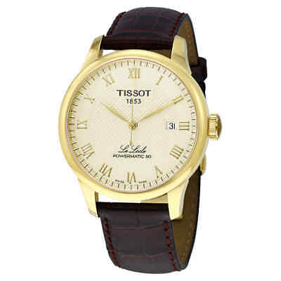 Tissot Le Locle Powermatic 80 Automatic Men's Watch T006.407