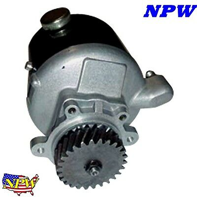 1101-1024 Power Steering Pump For Ford New Holland 5110 5610 5900 6610 6810 7610