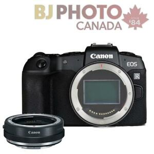 NEW! CANON EOS RP CAMERA BODY (EOSRP)  ***  $300 trade in Bonus ***