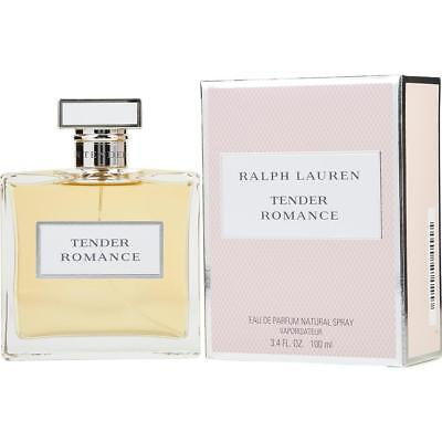 Tender Romance By Ralph Lauren Eau De Parfum Spray 3.4 Oz