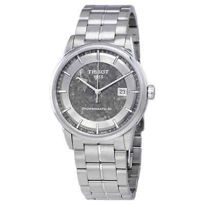 Tissot Luxury Powermatic 80 Anthracite Dial Men's Watch T086.407.11.061.10