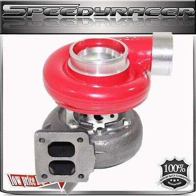 GT-45 Turbo BRAND NEW HIGH PERFORMANCE GT45 RACING TURBOCHARGER 600hp+ RED
